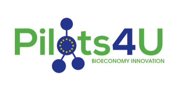 The Pilots4U logo, a partner project of Tech4Biowaste